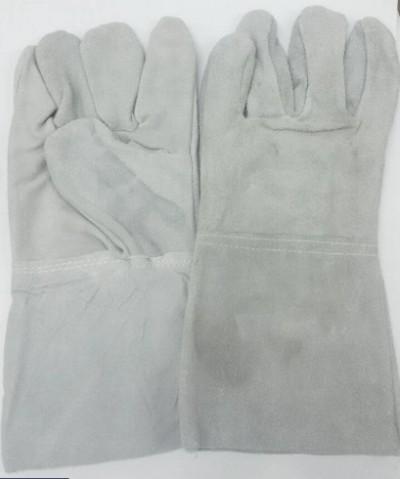 ถุงมือหนัง 602