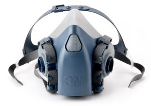 3m cartridge respirator 7501