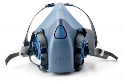 3m dual respirator 7502