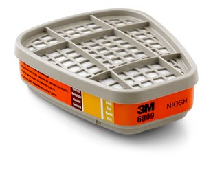 3m filter cartridge 6009