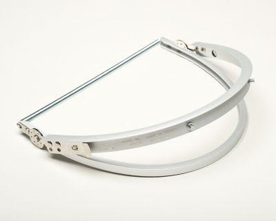 faceshield frame aluminium