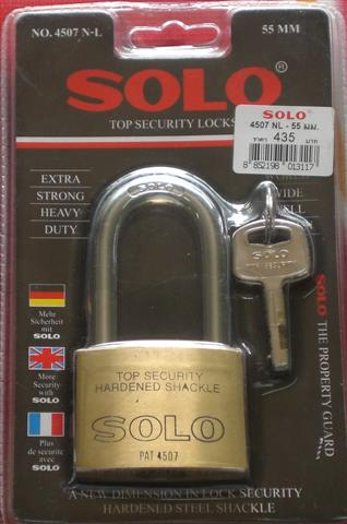 padlock 3 inch