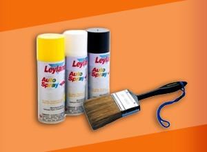 Color - สี และอุปกรณ์ทาสี